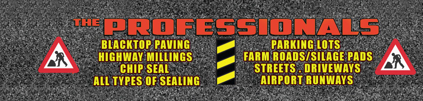 Asphalt, Paving, Chipseal, Tar, Parking Lots